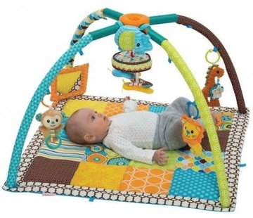 Infantino Babygym, delux twist & fold