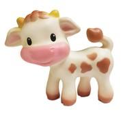 Infantino Bijt en knijp speeltje, go gaga,  koe, infantino