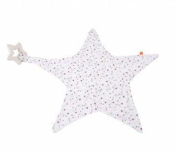 Kikadu Cuddle & teether, stars
