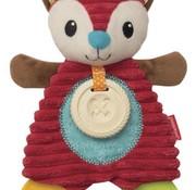Infantino Cuddle & teeter, fox
