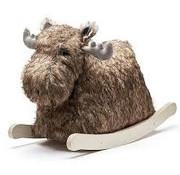 Kid's concept Rocking animal, reindeer