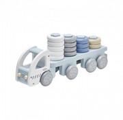 Kid's concept Vrachtwagen met blauwe ringen