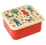 Rex London Lunch box, red riding hood