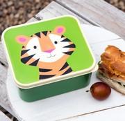 Rex London Lunch box, tiger