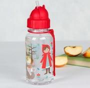 Rex London Water bottle, red riding hood