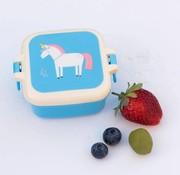 Rex London Mini snack pot, unicorn
