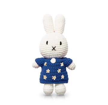 JustDutch Miffy and the blue dress and red hat