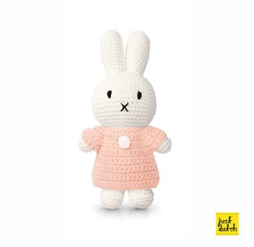 JustDutch Miffy and the pink dress