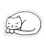 Sass & Belle Cushion, Cat