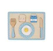 Sass & Belle Breakfast set, wood