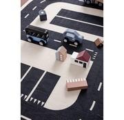Kid's concept Play rug Aiden Car