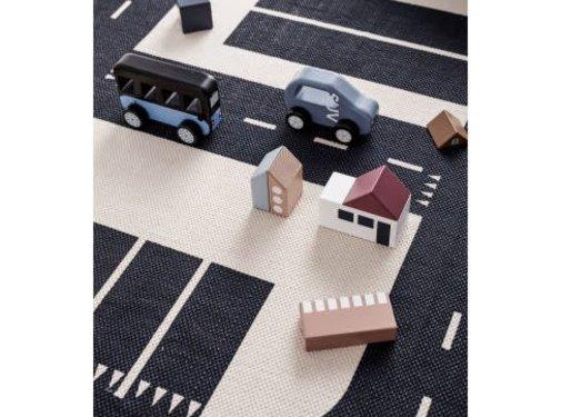 Kid's concept Tapijt Aiden Car