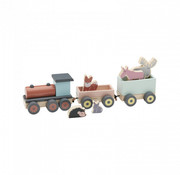 Kid's concept Wooden train