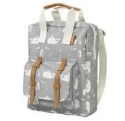 Fresk Backpack, grey whale