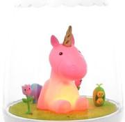 Petit Akio Night light, unicorn