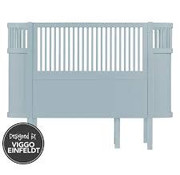 Sebra Baby & junior bed , vintage blauw