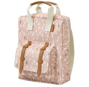 Fresk Backpack drops pink