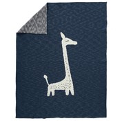 Fresk Gebreide deken Giraffe