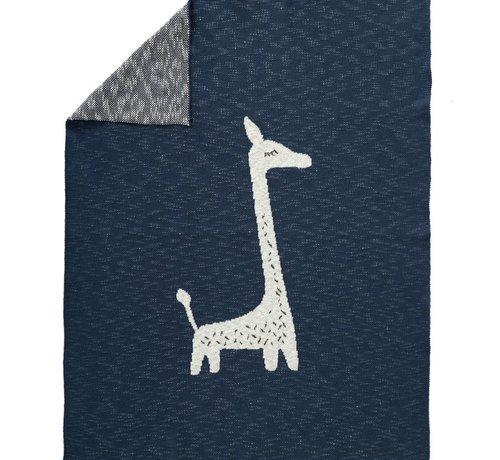 Fresk Gebreide deken, Giraf, 100*80