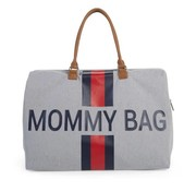 Childhome Verzorgingstas, Mommy bag, grijze strepen