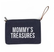 Childhome Clutch, navy blue