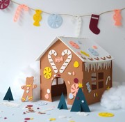 Fabelab Gingerbread house Kit