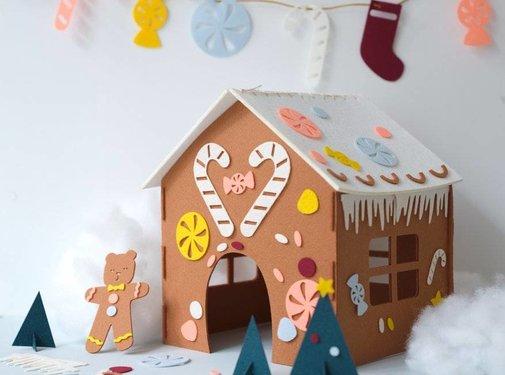 Fabelab Gingerbread house Kit