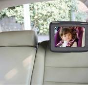 Babydan 2 in 1 mirror, tablet holder