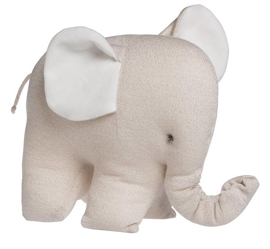 Knuffelolifant sparkle
