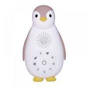 ZAZU Soundbox pinguin, roze