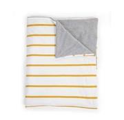 Childhome Blanket crib 80*100 ochre jersey
