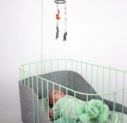 &ME Design Crib mint