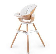 Childhome Cushion for evolu chair gold jersey