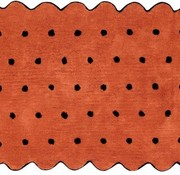 Lorena Canals Rug biscuit terracotta 120 x 150 cm