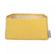 Plum Plum Care basket, yellow metrics