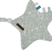 Little Dutch Cuddle blanket star mint