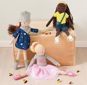 Hoppa Doll, mia
