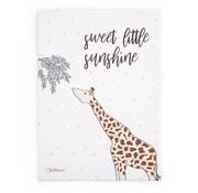 Frame, baby giraffe, 30*40