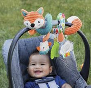 Infantino Copy of Egel, babyhangspeeltje