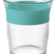 oxotot Glas voor grote kindjes teal