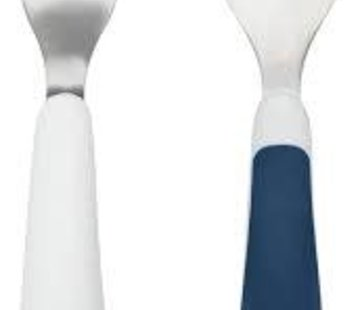 oxotot Fork and spoon navy