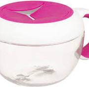 oxotot Flippy snackdoosje roze