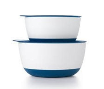 oxotot Small and large bowl navy