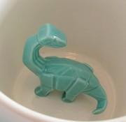 Disaster Design Dinosaur mug green