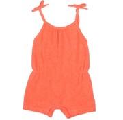 Blablabla Jumpsuit, oranje badstof