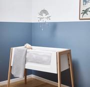 Leander Co-sleeper,  Side by Side bed Leander verschillende kleuren