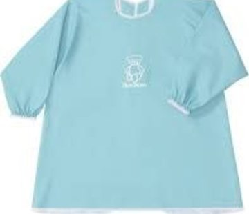 Babybjorn Babybjorn slab met lange mouwen turquoise