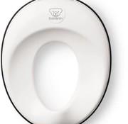 Babybjorn Toilettrainer, wit/zwart