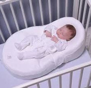 Redcastle Cocoonababy met laken, wit