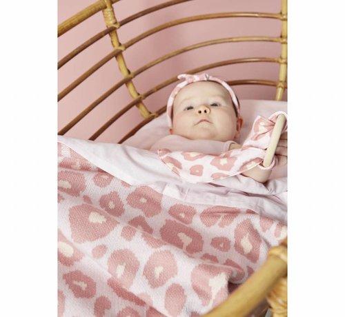 Deken Met Foto.Meyco Deken Panter Roze 100 X 150 Cm